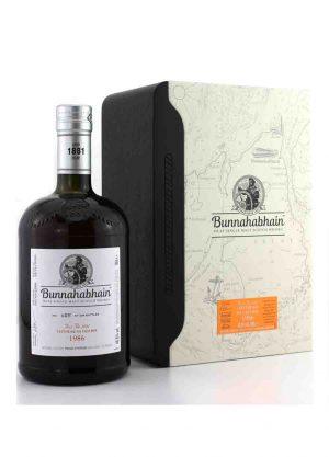 Bunnahabhain 1986 Feis Ile 2021 48.8%-F-900x1250-Malt Whisky Agency