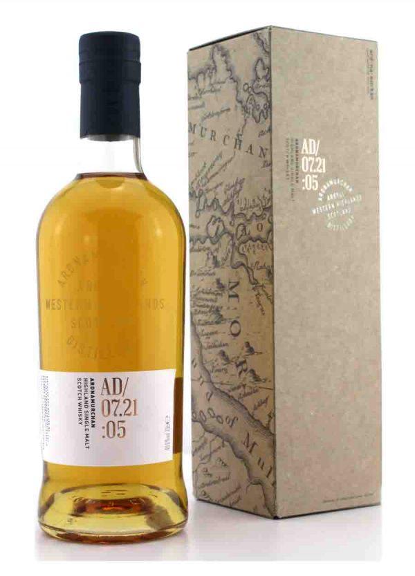 Ardnamurchan AD07 21 05 46.8%-F-900x1250-Malt Whisky Agency