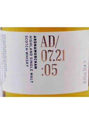 Ardnamurchan AD07 21 05 46.8%-L-900x1250-Malt Whisky Agency