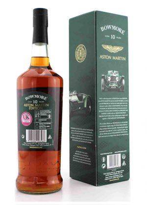 Bowmore X Aston Martin Edition 1–10 Year Old 40%-R-900x1250-Malt Whisky Agency