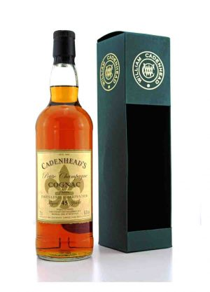 Cadenhead's-Distillerie Charpentier Cognac 45 Year Old 60.8% -F-900x1250-Malt Whisky Agency